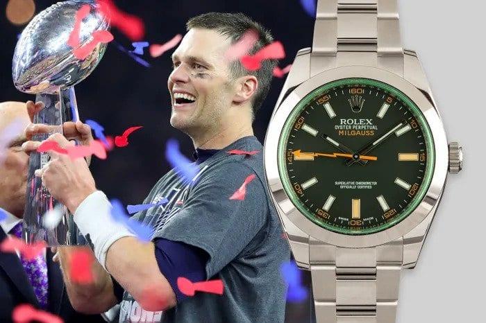 Tom Brady - Rolexy